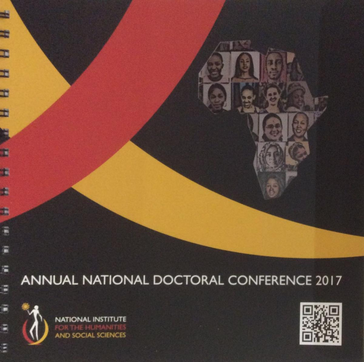ANNUAL NATIONAL DOCTORAL CONFERENCE 2017